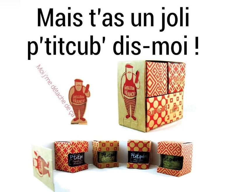 P'titcub' Rue Traversette