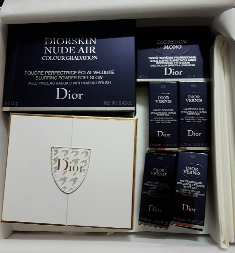 Maquillage printemps Colour Gradation Dior