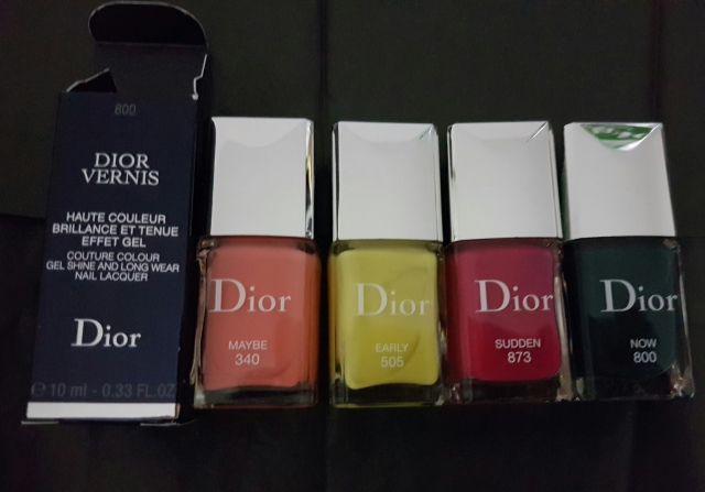 Maquillage printemps Colour Gradation Dior