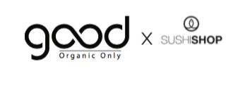 Good Organic Only x Sushi Shop