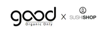 Good Organic Only x Sushi Shop