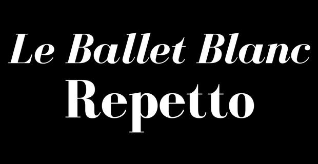 Le Ballet Blanc Repetto