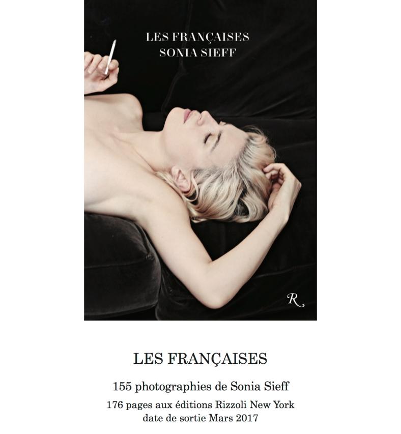 Les Françaises Sonia Sieff