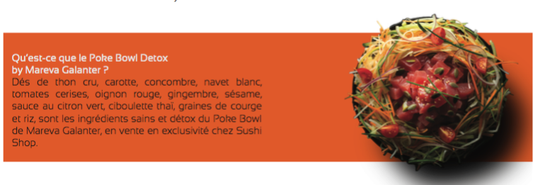 Poke Bowl Sushi Shop