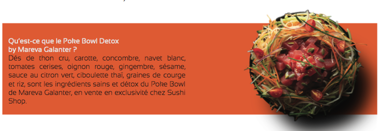 Poke Bowl Sushi Shop