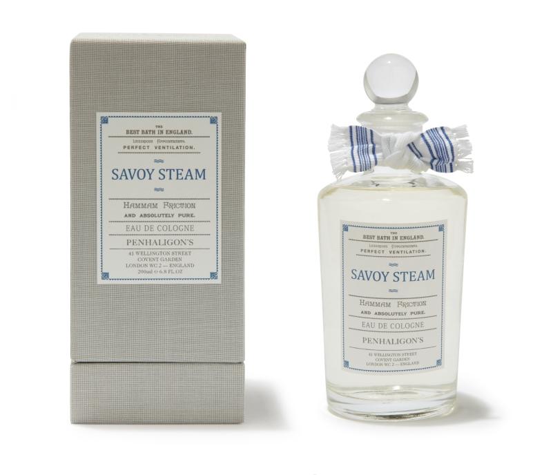 Savoy Steam Eau de Cologne Penhaligon's