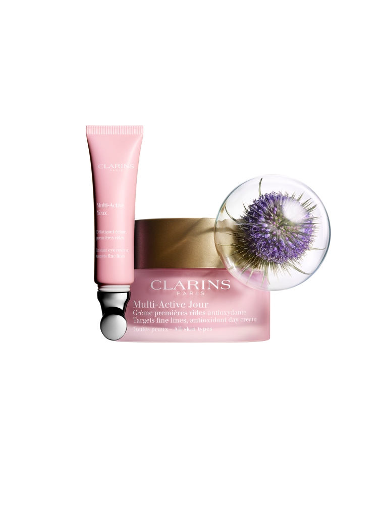 Multi Active Yeux Clarins