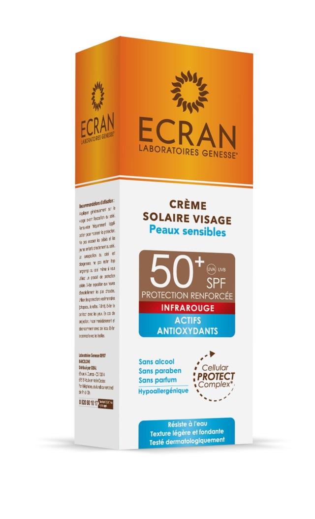 Crème Visage Ecran