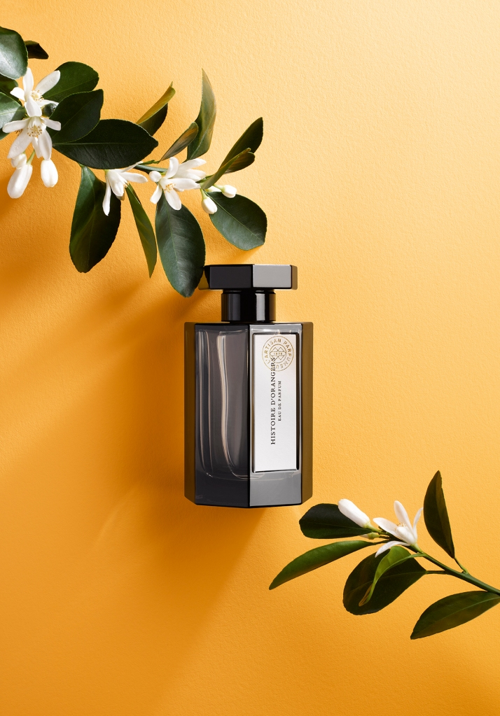 Histoire d'Orangers L'Artisan Parfumeur