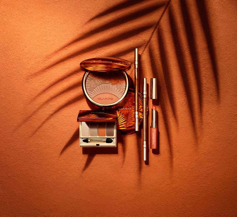 Hâle d'Eté Maquillage 2017 Clarins