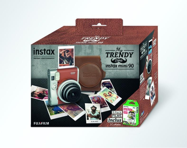 Instax Mini Pack Trendy Fujifilm
