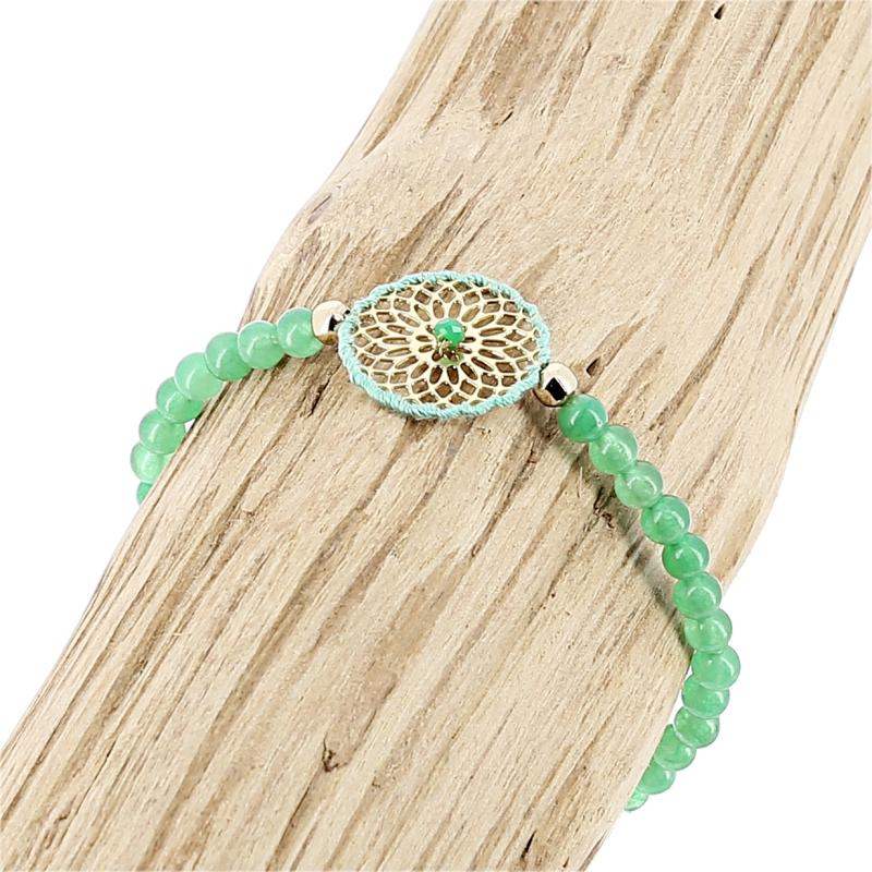 Bracelet Rosace Nature & Découvertes
