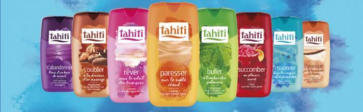 Gels douche Tahiti Douche