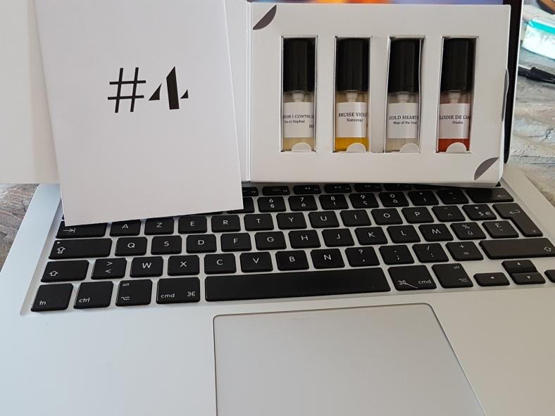 Box #4 Auparfum.com