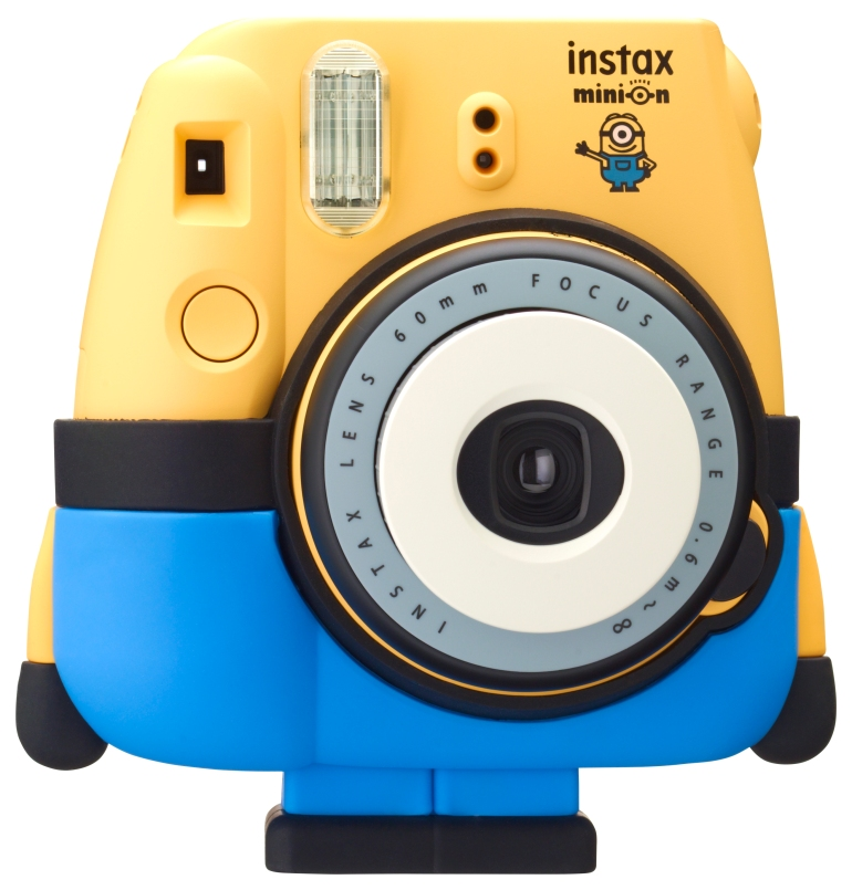 Minion Instax Mini 8 Fujifilm