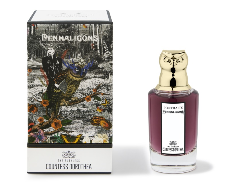 Countess Dorothea Collection Portraits Penhaligon's