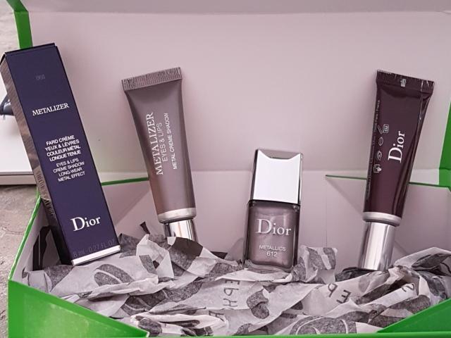 Metallics Dior