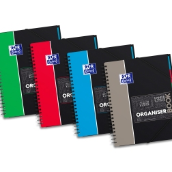 ORGANISER BOOK OXFORD