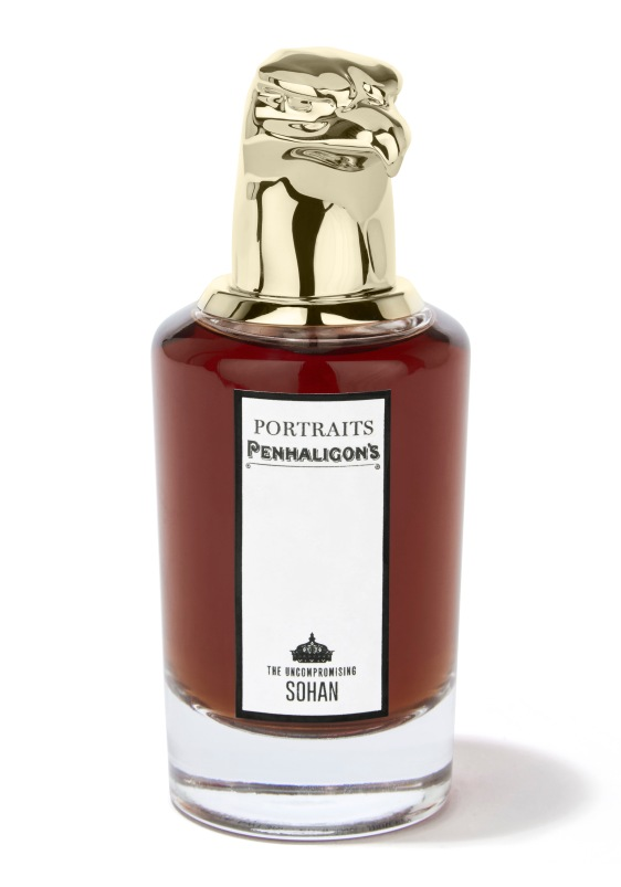 The Uncompromising Sohan Portraits de Penhaligon's