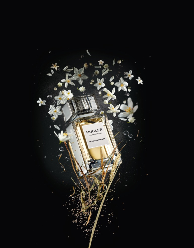 Wonder Bouquet Les Exceptions de Mugler