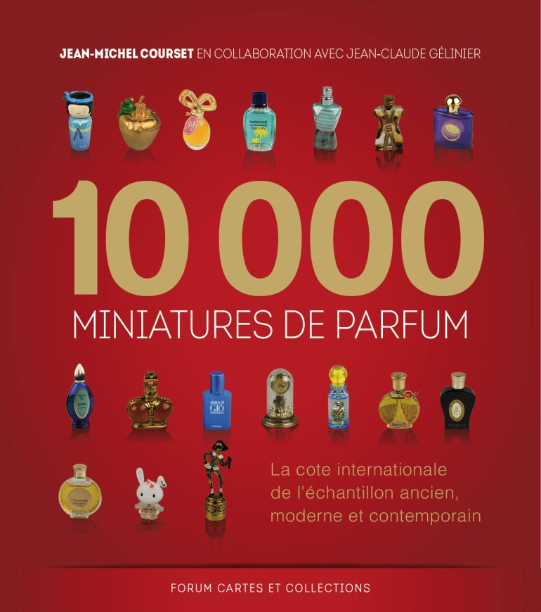 10 000 miniatures de parfums de Jean-Michel Courset