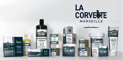 La Corvette® La Savonnerie du Midi
