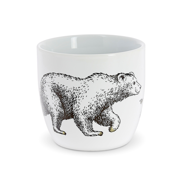 Mug Ours Nature & Découvertes