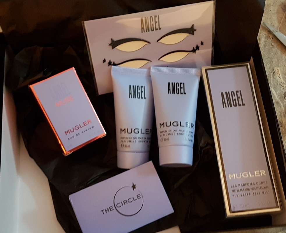 Angel Box Mugler 2017