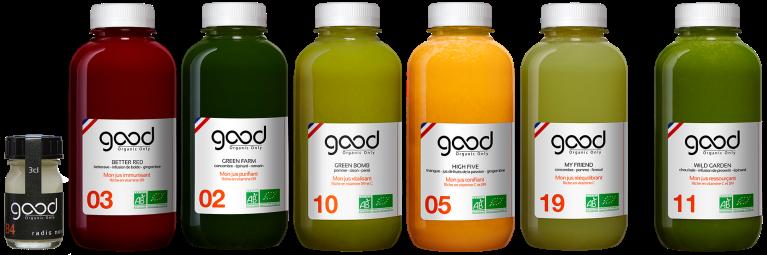Detox Good Organic Only