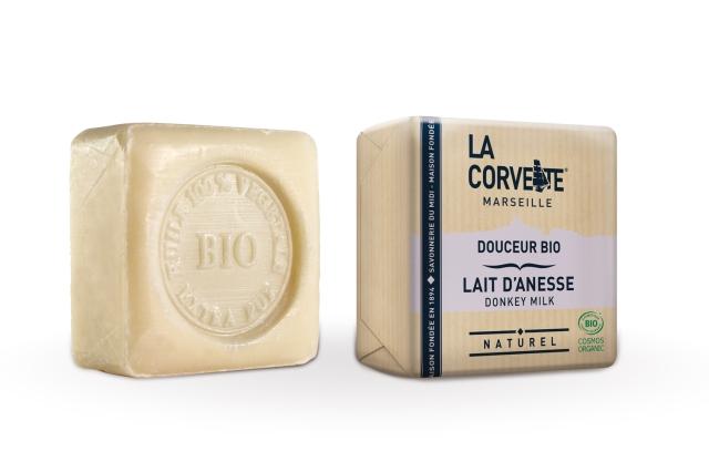 Douceur Bio Lait d'Anesse La Corvette®