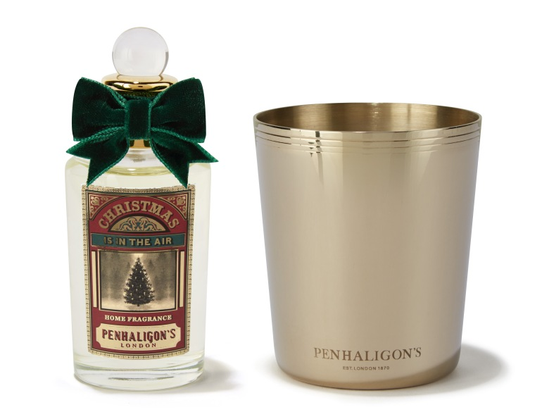 Christmas is in the air Penhaligon's