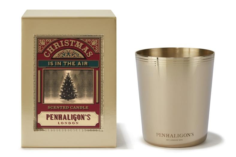 Christmas is in the air Penhaligon's