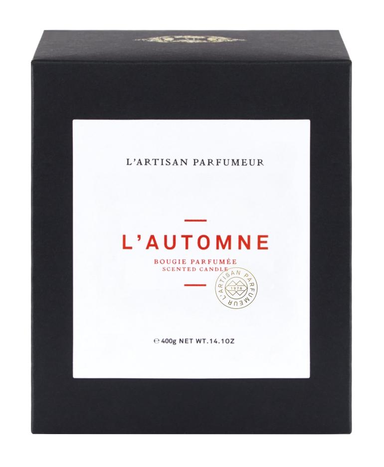 Bougies 4 saisons L'Artisan Parfumeur - L'Automne
