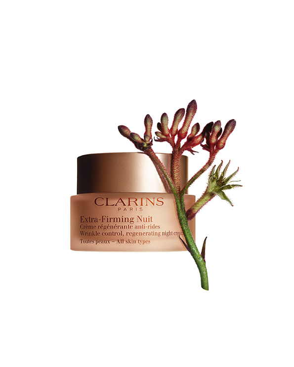 Extra Firming Crème Nuit ©Clarins
