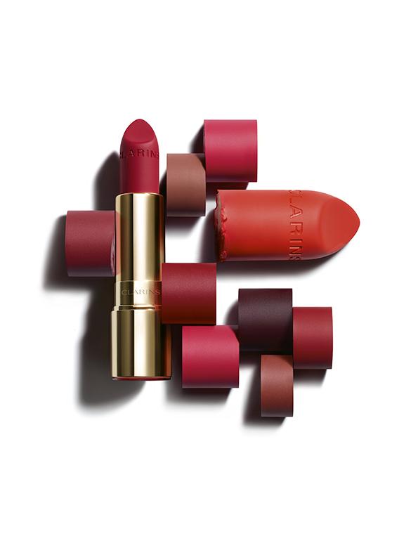 Clarins Joli Rouge Velvet ©Clarins