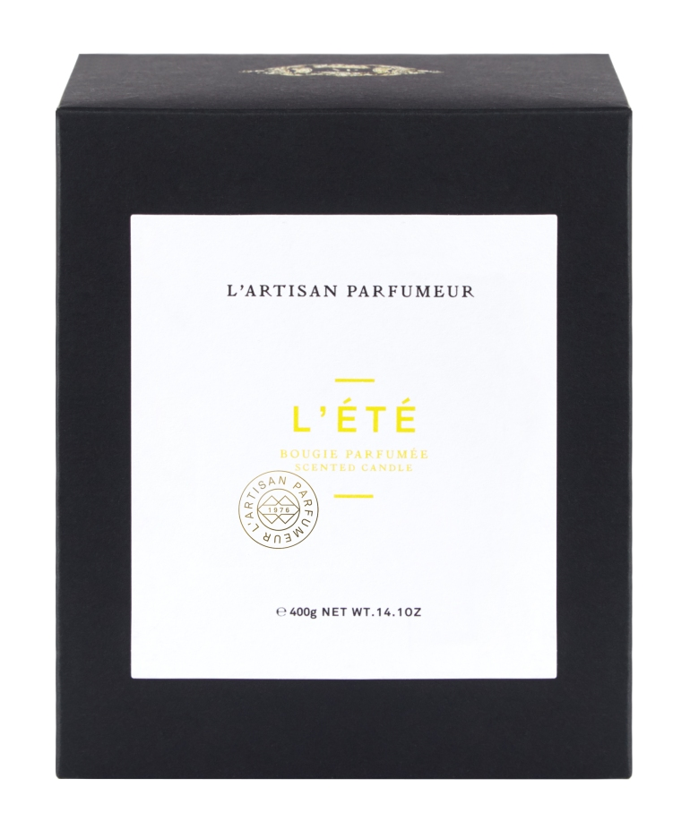 Bougies 4 saisons L'Artisan Parfumeur - L'Eté