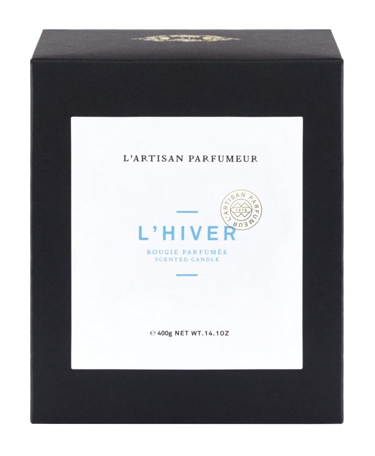 Bougies 4 saisons L'Artisan Parfumeur - L'Hiver