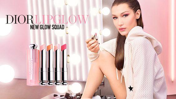 Lip Glow Squad de Dior