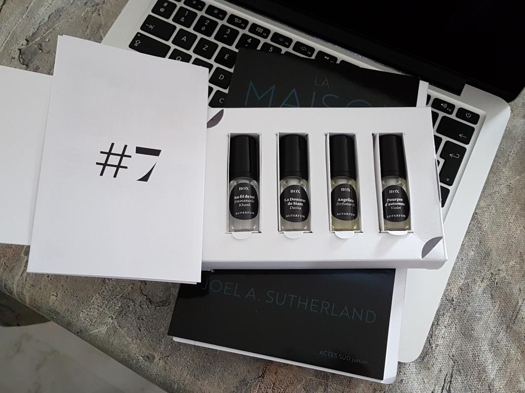Box 7 Auparfum.com