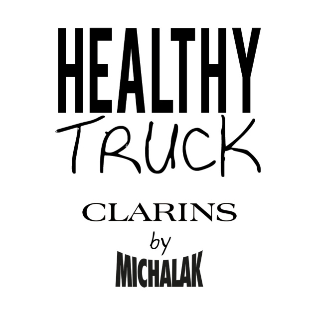 Foodtruck Clarins by Michalak