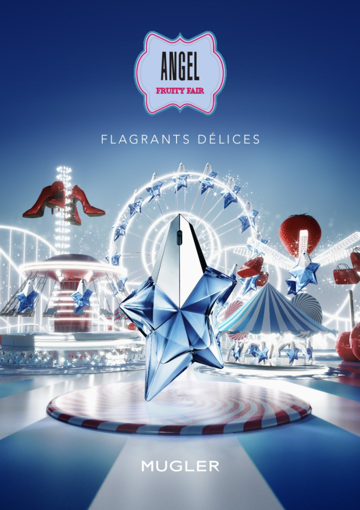 Angel Fruity Fair de Mugler