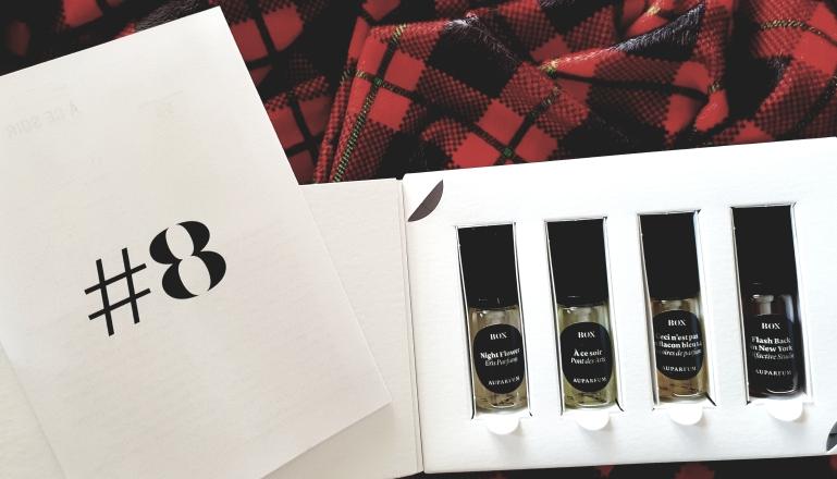 Box #8 auparfum.com