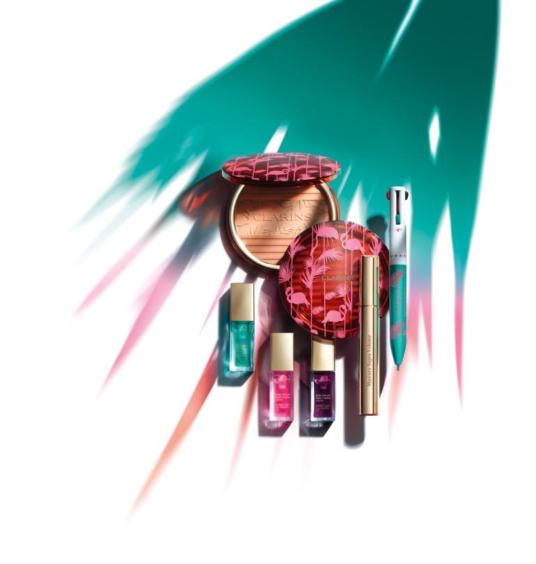 Hâle d'Eté, maquillage Clarins Eté 2018