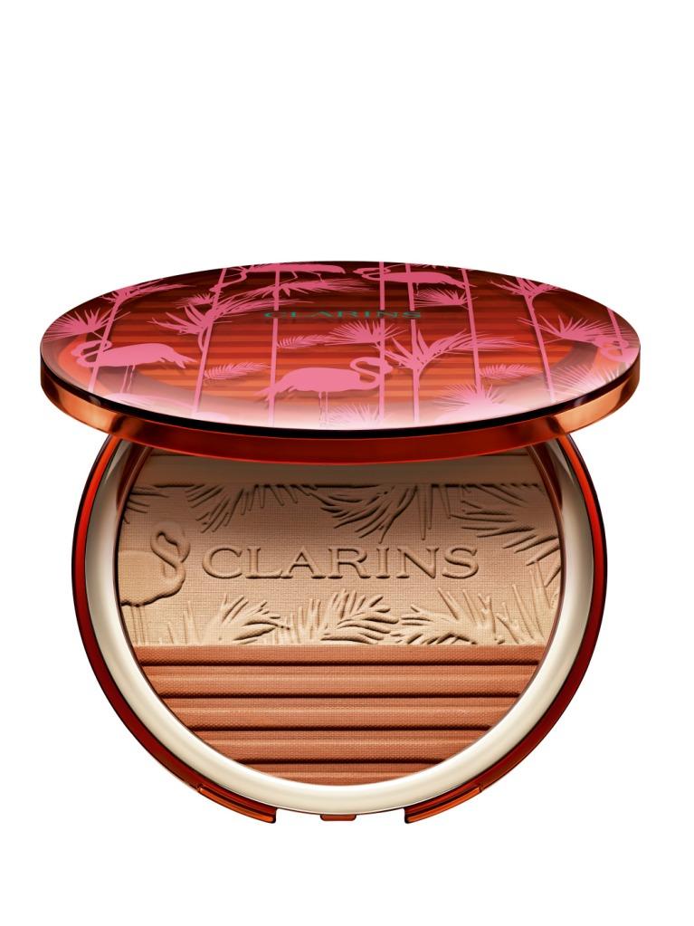 Poudre Soleil & Blush de Clarins