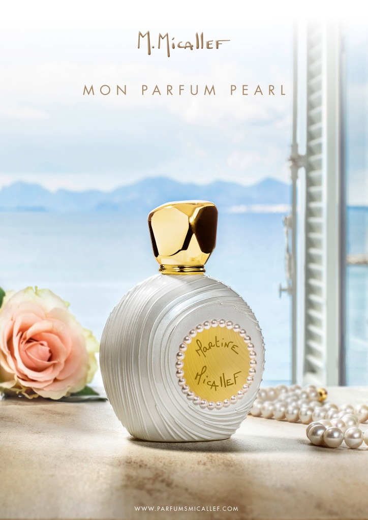 Mon Parfum Pearl de Micallef