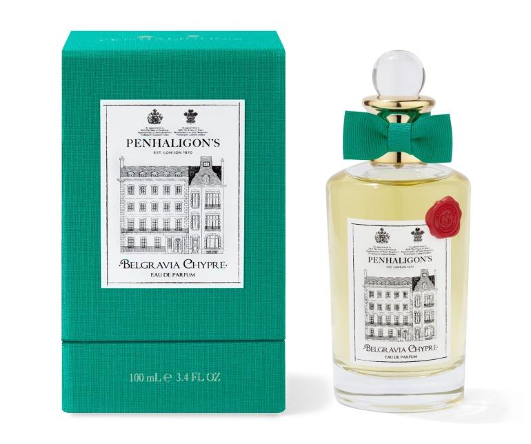 Belgravia Chypre Collection Hidden London Penhaligon's