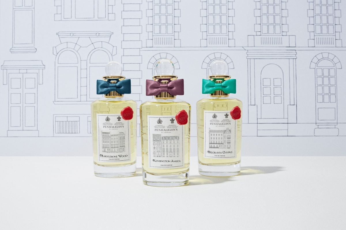 Collection Hidden London Penhaligon's