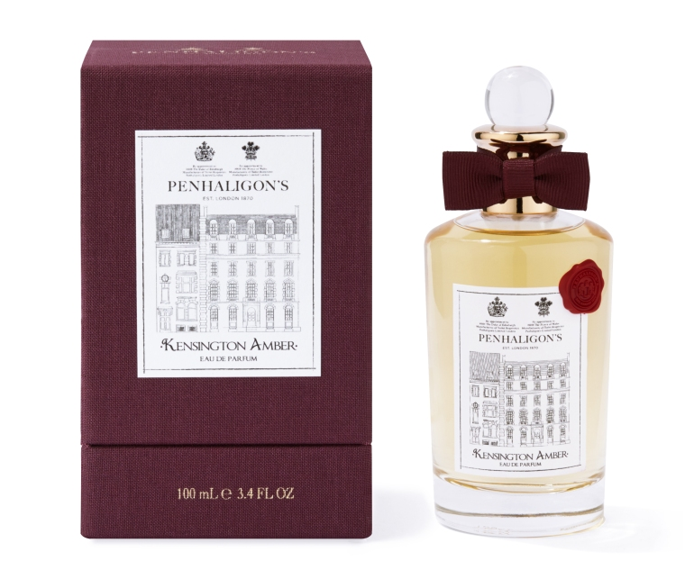 Kensington Amber Collection Hidden London Penhaligon's