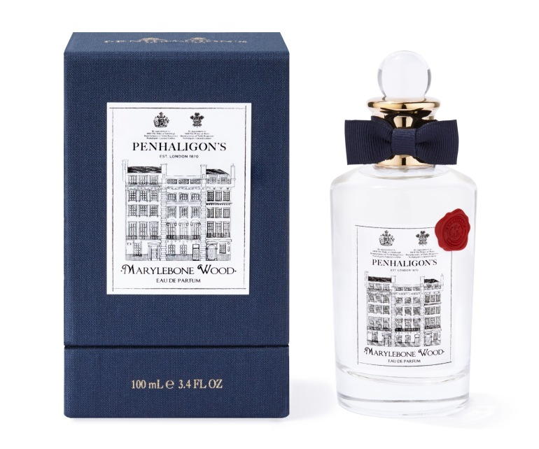 Marylebone Wood Collection Hidden London Penhaligon's