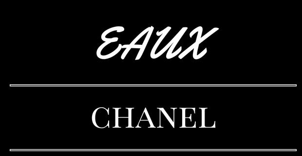 Eaux de Chanel